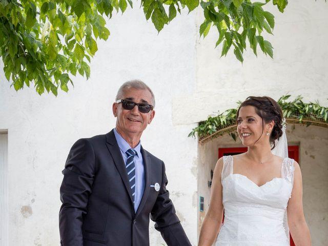 Le mariage de Jérémy et Aurore à Fauillet, Lot-et-Garonne 28