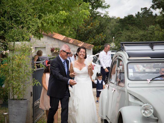 Le mariage de Jérémy et Aurore à Fauillet, Lot-et-Garonne 29