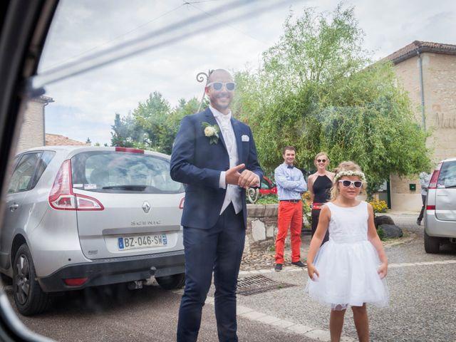 Le mariage de Jérémy et Aurore à Fauillet, Lot-et-Garonne 32