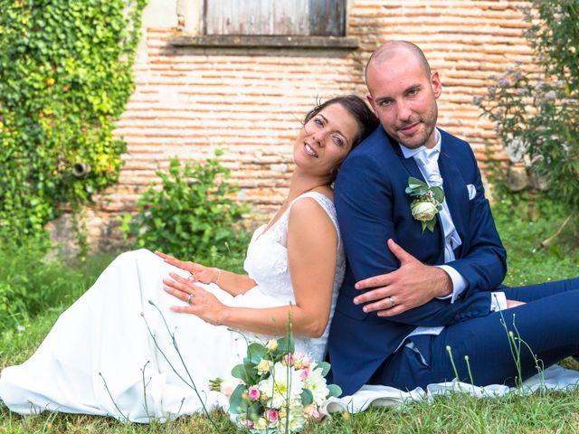 Le mariage de Jérémy et Aurore à Fauillet, Lot-et-Garonne 46
