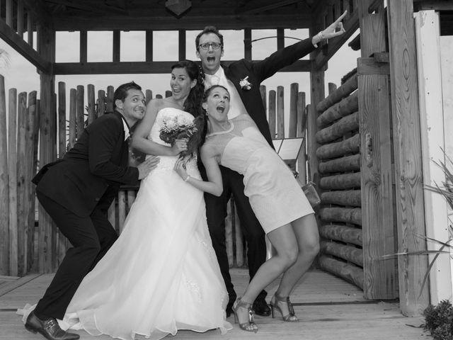 Le mariage de Olivier et Marine à Ramatuelle, Var 1