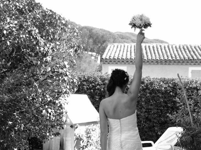 Le mariage de Olivier et Marine à Ramatuelle, Var 7