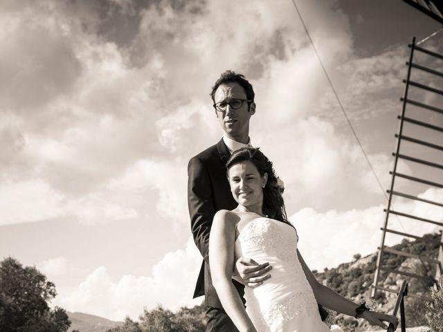 Le mariage de Olivier et Marine à Ramatuelle, Var 8