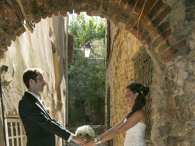 Le mariage de Olivier et Marine à Ramatuelle, Var 11