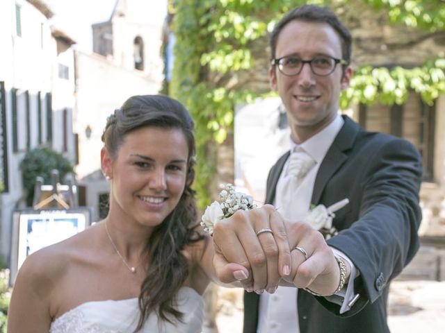 Le mariage de Olivier et Marine à Ramatuelle, Var 16