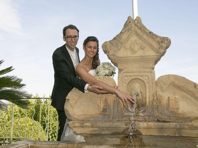 Le mariage de Olivier et Marine à Ramatuelle, Var 17