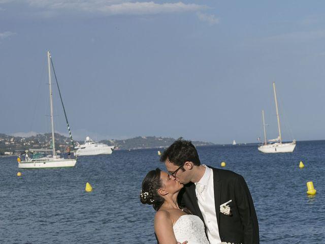 Le mariage de Olivier et Marine à Ramatuelle, Var 21