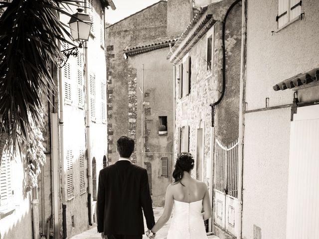 Le mariage de Olivier et Marine à Ramatuelle, Var 44