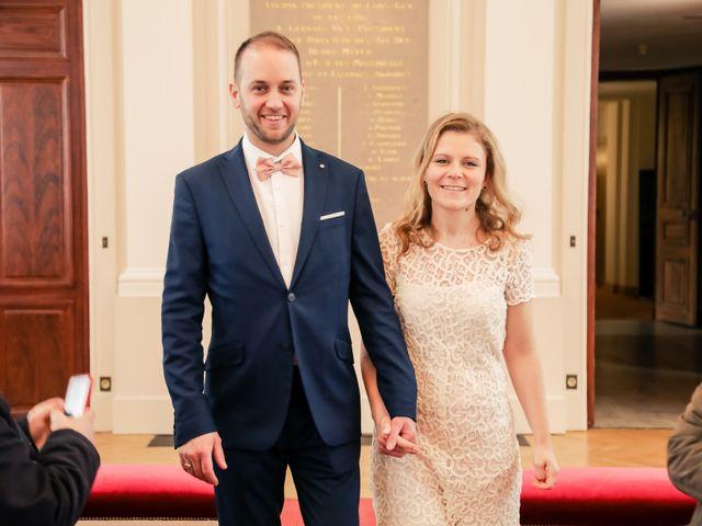 Le mariage de Jonathan et Julie à Issy-les-Moulineaux, Hauts-de-Seine 7