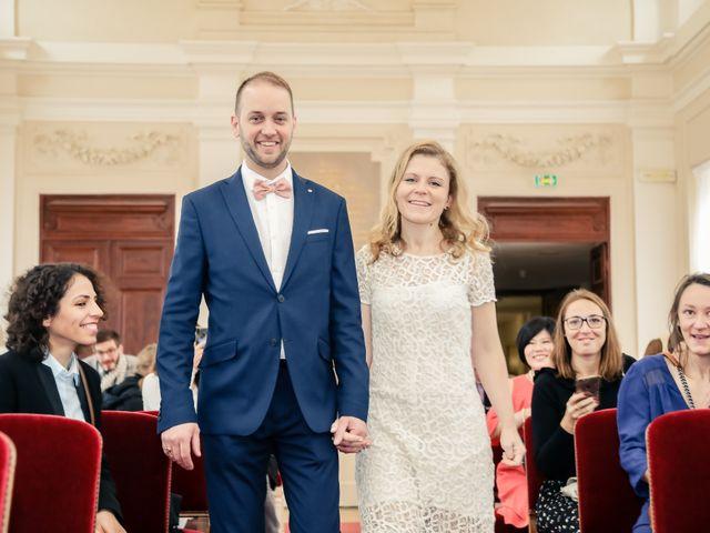 Le mariage de Jonathan et Julie à Issy-les-Moulineaux, Hauts-de-Seine 8