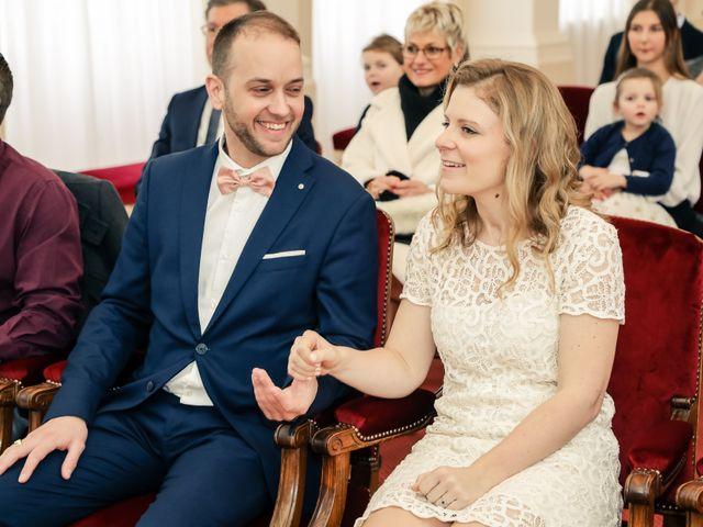 Le mariage de Jonathan et Julie à Issy-les-Moulineaux, Hauts-de-Seine 9