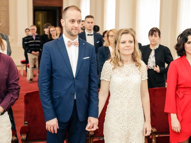 Le mariage de Jonathan et Julie à Issy-les-Moulineaux, Hauts-de-Seine 14