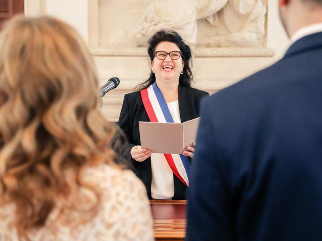 Le mariage de Jonathan et Julie à Issy-les-Moulineaux, Hauts-de-Seine 19