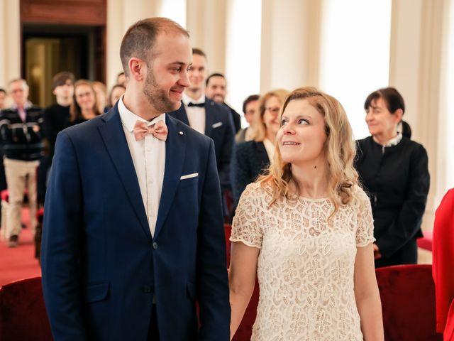 Le mariage de Jonathan et Julie à Issy-les-Moulineaux, Hauts-de-Seine 20