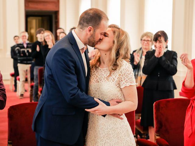 Le mariage de Jonathan et Julie à Issy-les-Moulineaux, Hauts-de-Seine 21