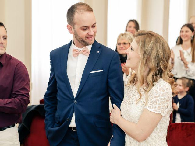 Le mariage de Jonathan et Julie à Issy-les-Moulineaux, Hauts-de-Seine 22