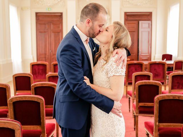 Le mariage de Jonathan et Julie à Issy-les-Moulineaux, Hauts-de-Seine 28