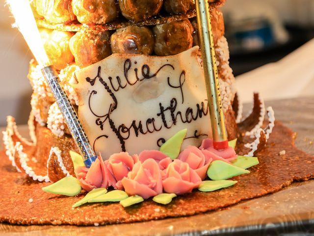 Le mariage de Jonathan et Julie à Issy-les-Moulineaux, Hauts-de-Seine 261