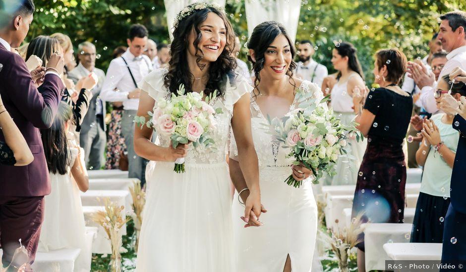 Le mariage de Clara et Laura à Fontenay-Trésigny, Seine-et-Marne