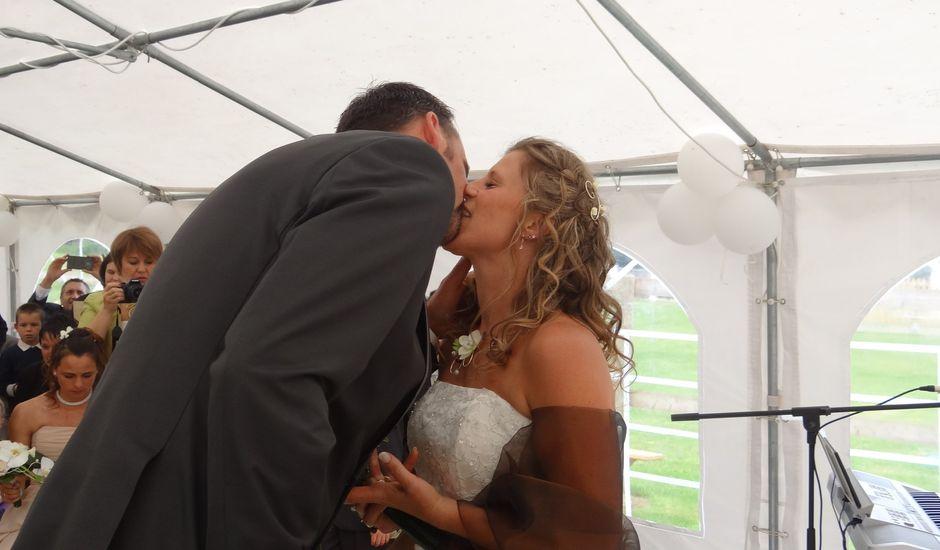 Le mariage de Fabrice et Eugénie à Saint-Maudan, Côtes d'Armor