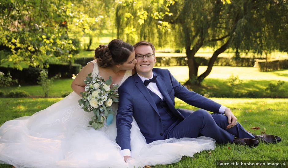 Le mariage de Arnaud et Caroline à Reilly, Oise