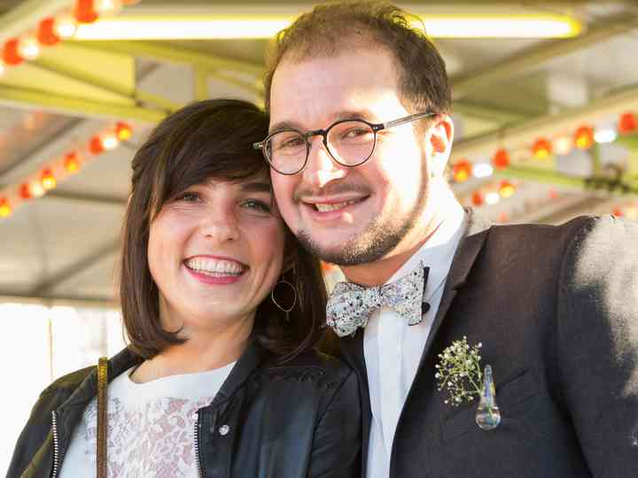 Le mariage de Pauline et Francis