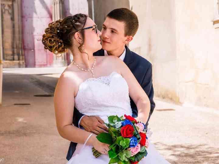 Le mariage de Gwendoline  et Maxime