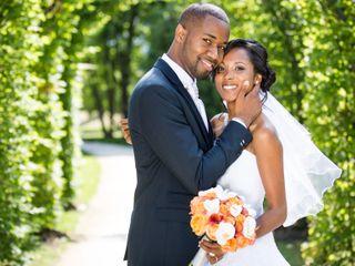 Le mariage de Séverine et Gaël 1