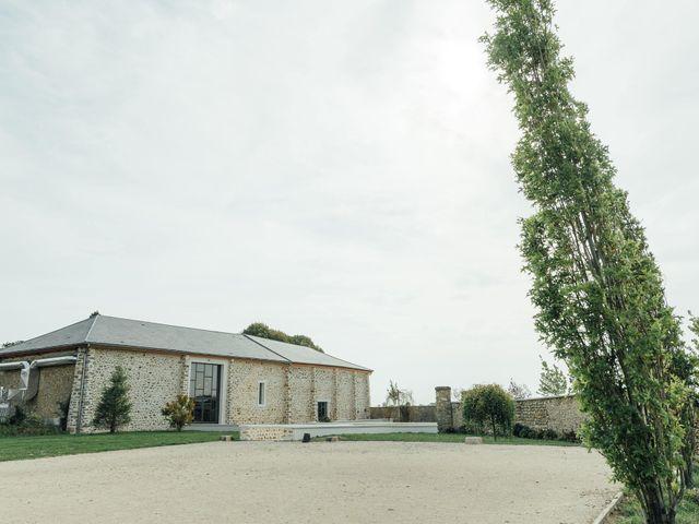 Le mariage de Nicolas et Astrid à Les Molières, Essonne 1