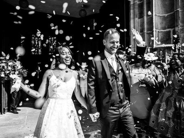 Le mariage de Nicolas et Astrid à Les Molières, Essonne 25