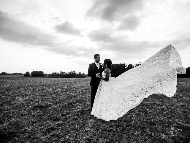 Le mariage de Astrid et Nicolas