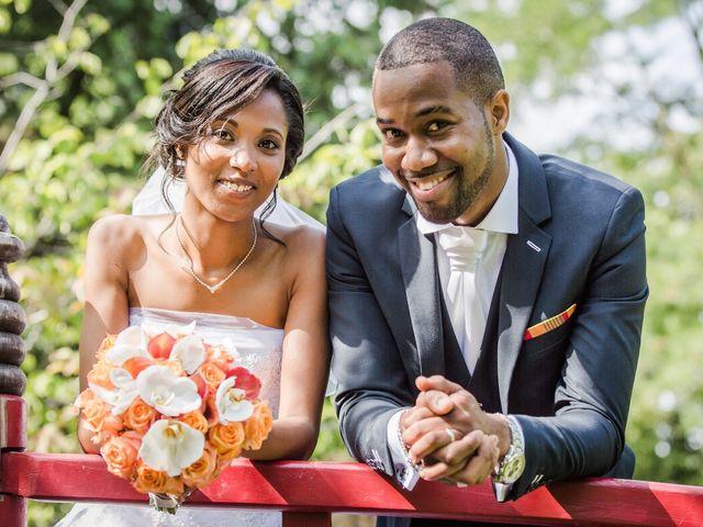 Le mariage de Gaël et Séverine à Colombes, Hauts-de-Seine 1