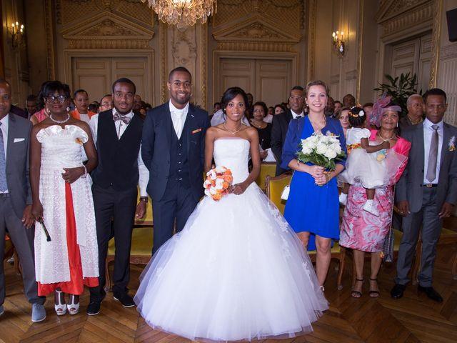 Le mariage de Gaël et Séverine à Colombes, Hauts-de-Seine 14