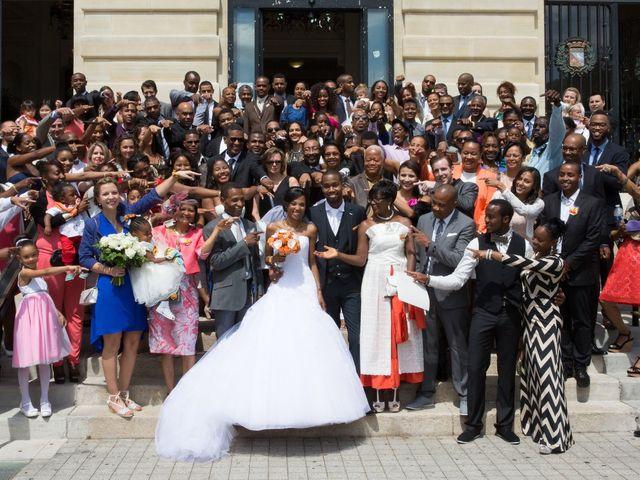 Le mariage de Gaël et Séverine à Colombes, Hauts-de-Seine 15
