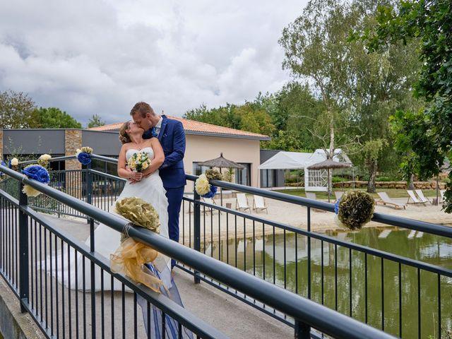 Le mariage de Benoit et Alexia à Ligné, Loire Atlantique 4