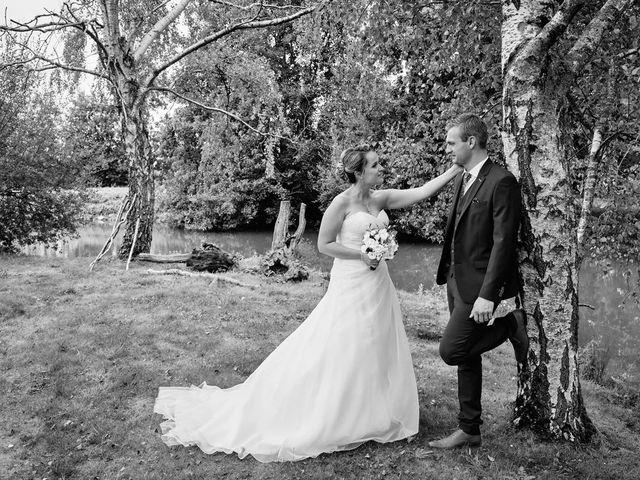 Le mariage de Benoit et Alexia à Ligné, Loire Atlantique 7