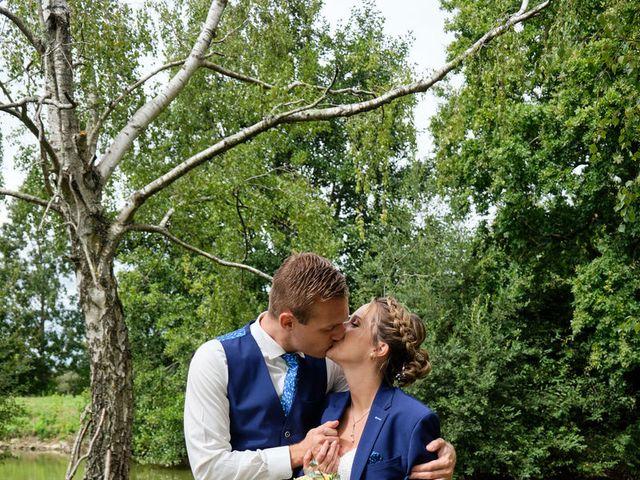 Le mariage de Benoit et Alexia à Ligné, Loire Atlantique 11