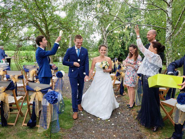 Le mariage de Benoit et Alexia à Ligné, Loire Atlantique 15