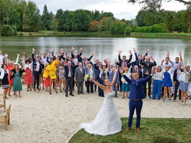 Le mariage de Benoit et Alexia à Ligné, Loire Atlantique 17
