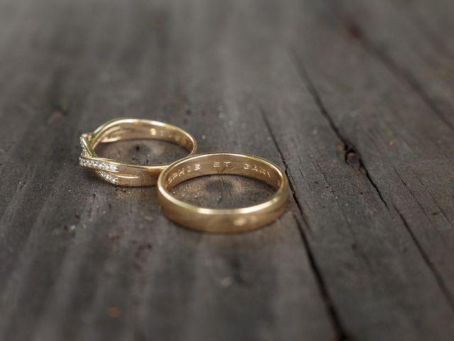 Le mariage de Gary et Sophie à Milly-la-Forêt, Essonne 12