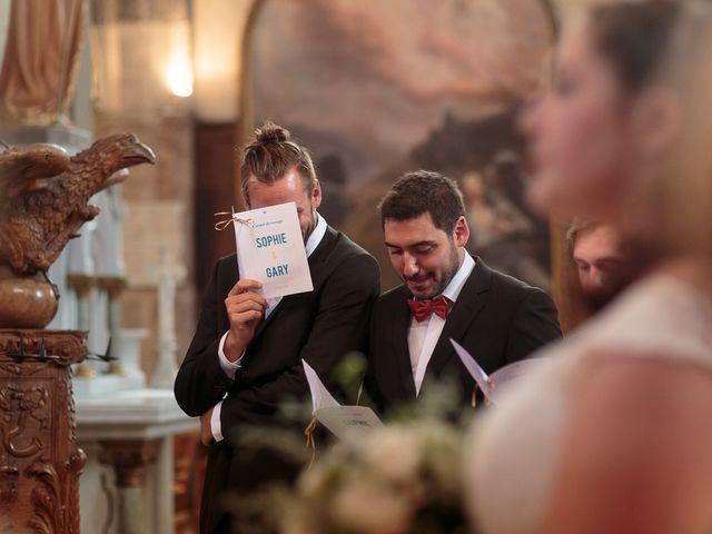 Le mariage de Gary et Sophie à Milly-la-Forêt, Essonne 100
