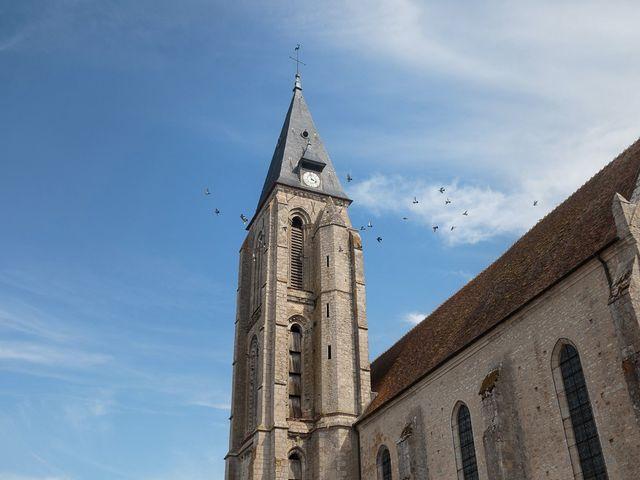 Le mariage de Gary et Sophie à Milly-la-Forêt, Essonne 128