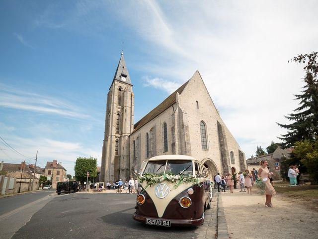 Le mariage de Gary et Sophie à Milly-la-Forêt, Essonne 130