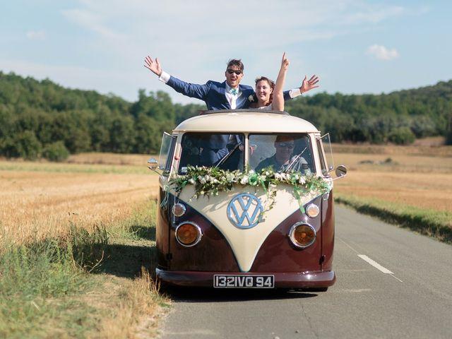 Le mariage de Gary et Sophie à Milly-la-Forêt, Essonne 1