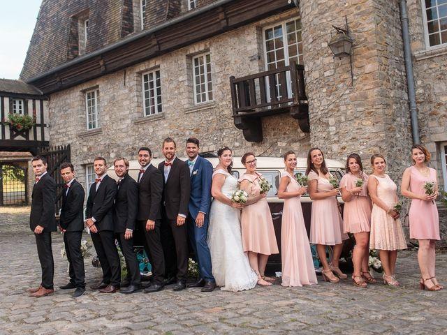 Le mariage de Gary et Sophie à Milly-la-Forêt, Essonne 158