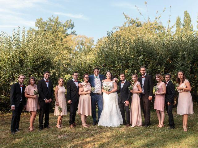 Le mariage de Gary et Sophie à Milly-la-Forêt, Essonne 166