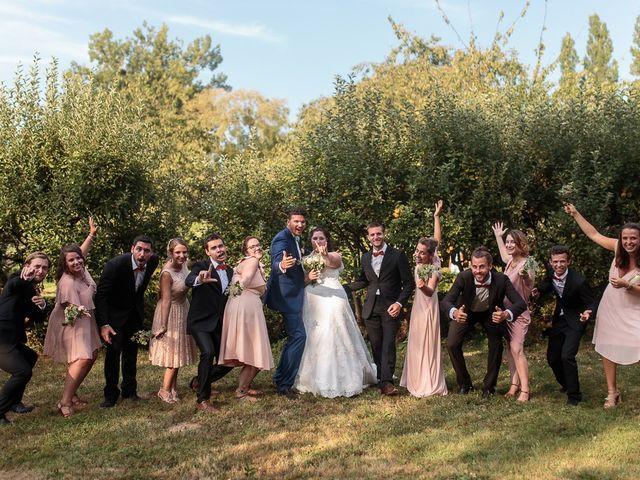 Le mariage de Gary et Sophie à Milly-la-Forêt, Essonne 167