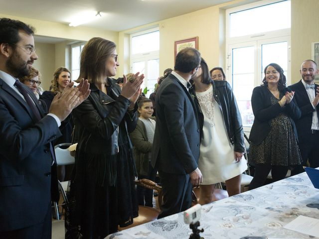 Le mariage de Francis et Pauline à Saint-Nicolas-de-Bourgueil, Indre-et-Loire 17