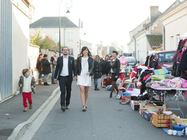 Le mariage de Francis et Pauline à Saint-Nicolas-de-Bourgueil, Indre-et-Loire 32