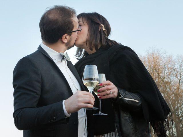 Le mariage de Francis et Pauline à Saint-Nicolas-de-Bourgueil, Indre-et-Loire 36
